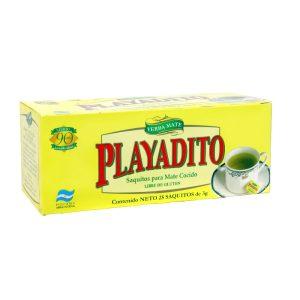 Mate Cocido Playadito 25 Tea Bags