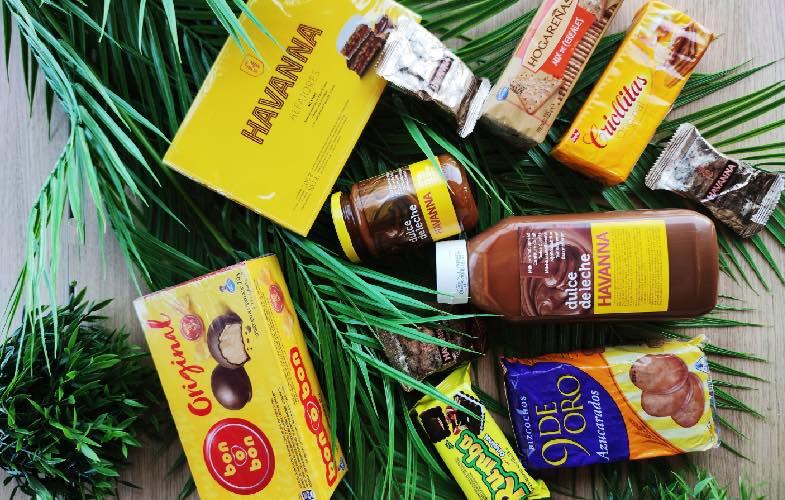 Delikatesy i słodycze z Ameryki Południowej