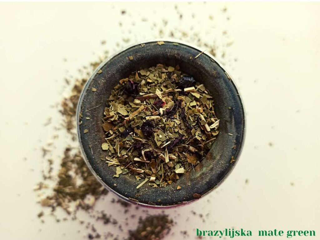 brazylijska mate green