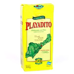 Yerba Mate Playadito con Palo 500g