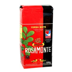 Yerba Mate Rosamonte Elaborada 500g