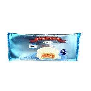 Alfajores Mardel Chocolate Blanco