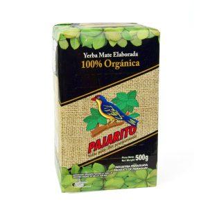 Yerba Mate Pajarito Organica
