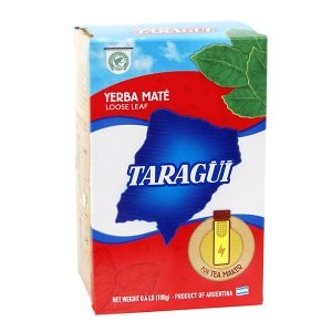 Yerba Mate Taragui Loose Leaf
